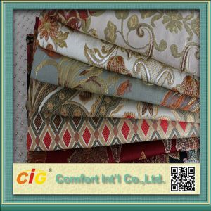 Chenille Upholstery Fabric for Sofa Cover pictures & photos