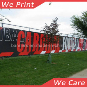 Custom PVC Fence Screen Vinyl Mesh Banner for Outdoor pictures & photos
