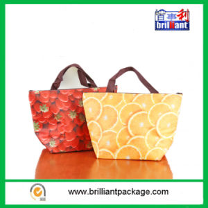 Factory Customized Size Insulated Non-Woven Cooler Bag pictures & photos