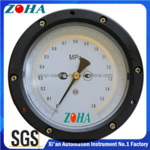 Shock Resistance Precision Pressure Gauge with Accuracy 0.4% pictures & photos