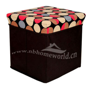 Non Woven Printing Storage Stool with Covers
