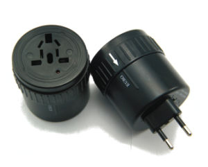 Travel Adapter with USB Charger for Promotional Gifts pictures & photos