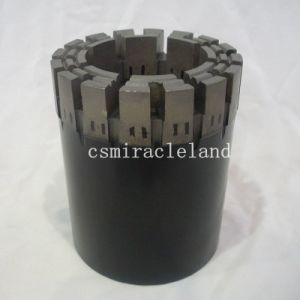 Hq Turbo Type Waterway Impregnated Diamond Core Drill Bit pictures & photos