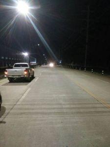 80W Manufacturer CE UL RoHS Bridgelux LED Street Light (Semi-cutoff) pictures & photos