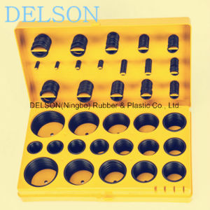 EPDM/Silicone/NBR/Viton Ince Metric Standard Kit 32size 419PCS Rubber Rings pictures & photos