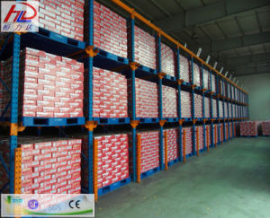 Heavy Duty Ce Approved Storage Warehouse Metal Rack pictures & photos