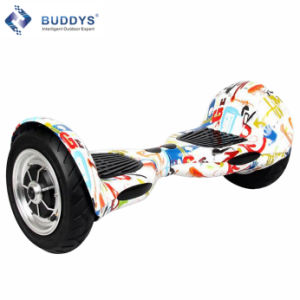 2016 New Product 10 Inch Hoverboard with Bluetooth Speaker