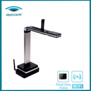 Eloam Factory Directly Sale Portable Document Camera Scanner pictures & photos