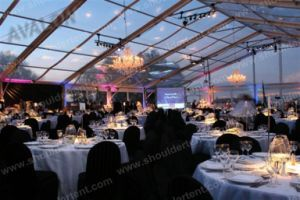 Elegant Transparent Banquet Marquee Wedding Party Tent for 1000 Seater pictures & photos