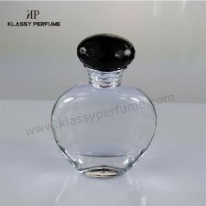 Latest Design Glass Perfume Bottle with Apple Shape