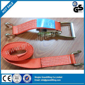 2′′ratchet Lashing Cargo Restraints Claw Hook pictures & photos