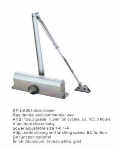 Sf-Ua304 Stainless Steel Door Closer pictures & photos