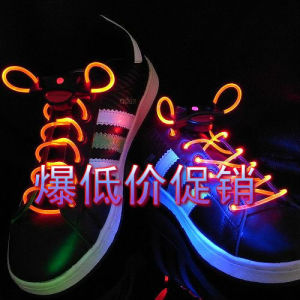 LED Flash Shoe Lace with Competitive Price pictures & photos