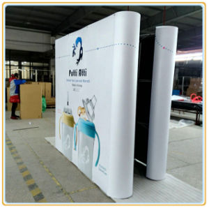 Aluminum Spring Popup/Pop up Stand/Advertising Pop up Display (10FT 4*3) pictures & photos