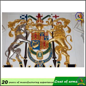 Profession Emblem Factory Custom 3D Emblem for Wall pictures & photos