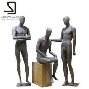 Fashion Store Window Display Fiberglass Male Mannequin pictures & photos
