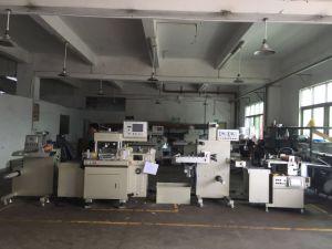 label Printing and Die Cutting Machine and Hot Stamping Machine