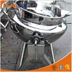 Tilting-Type Steam Heating Jacketed Kettle pictures & photos