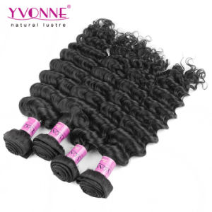 Wholesale Human Hair Extension Cambodian Virgin Hair pictures & photos
