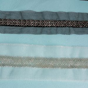 Ladies Suits Lace Design French Lace Fabric Beaded Lace Trim pictures & photos