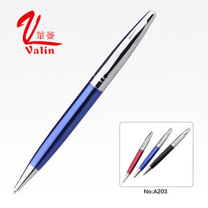 Best Promotional Pen Logo Print Ball Pen on Sell pictures & photos
