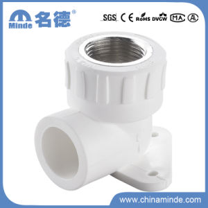 PPR Female Elbow with Disk Type a Fitting for Building Materials pictures & photos