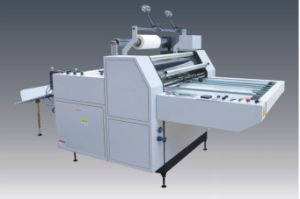 Yfmb720A Semi-Automatic Glueless Laminating Machine/Laminator pictures & photos