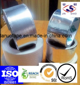 Reinforced Duct Aluminium Adhesive Tape pictures & photos