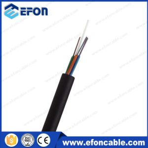 2-288 Core FRP Central Strength Member Non Armored Optical Fiber Cable (GYFTY) pictures & photos
