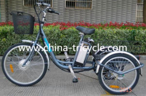 250W Brushless Rear Motor Electric Bike (SP- EB-09) pictures & photos