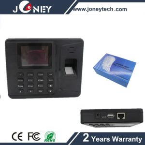 3 in 1 RFID Card Password Fingerprint Time Attendance Machine pictures & photos