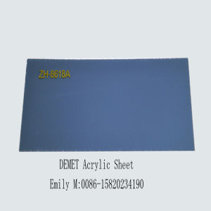 1220*2440*1mm Pure Acrylic Sheet for Kitchen Cabinet Door (ZH-8618) pictures & photos