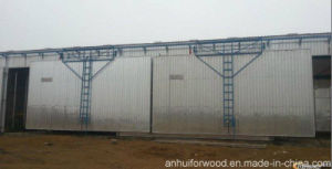 Wood Drying Kiln (heating medium: hot water FW-50)