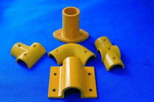 FRP Pultruded Profiles Handrail Connectors System pictures & photos
