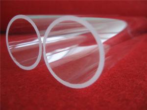 Large Diameter Transparent Quartz Glass Tube Quartz Pipe pictures & photos