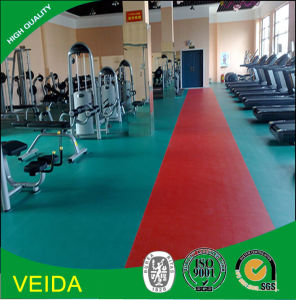 High Elastic Material PVC Vinyl Flooring in Sports