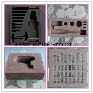 Custom EVA EPE Sponge Die Cut off Tool Gift Jewelry Box Foam Insert pictures & photos