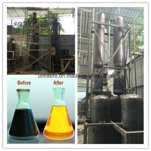 No Chemical Required Lubricating Oil Recycle Plant (EOS-10) pictures & photos