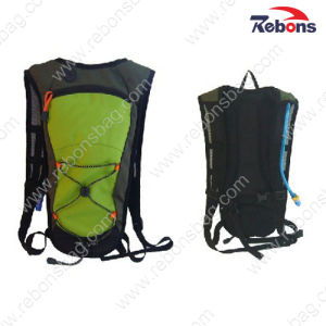 600d Outdoor Mountaineering Hydration Drinking Bag Backpack pictures & photos