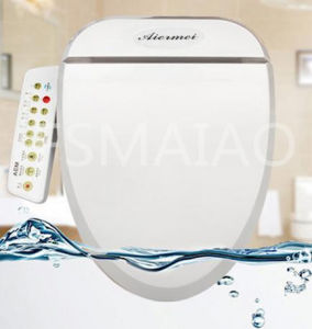 Automatic Intelligent Heated & Bidet Toilet Seat Sanitary Wares (V510) pictures & photos