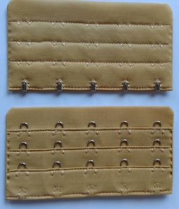 """Bra Extender Nylon Hook and Eye Tape Accessories- 3/4"""" 3X5 pictures & photos"""