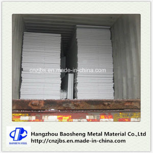 Steel Material Insulation Foam Plystyrene Sandwich Panel for Prefab House pictures & photos
