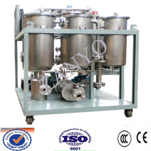Phosphate Ester Fire-Resistant Oil Filtration Machine pictures & photos