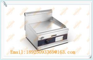 Gas Steak Machine Griddle (WGT-1000) pictures & photos