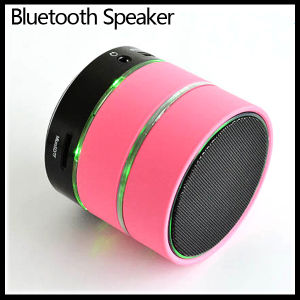 Handsfree Mobile Phone Bluetooth Speaker with LED Light pictures & photos