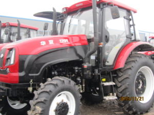 China New Design 120HP 4WD Cheap Agricultural Tractors Made in China pictures & photos