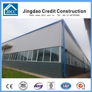 Hot Sale Prefabricated Steel Structural Building pictures & photos