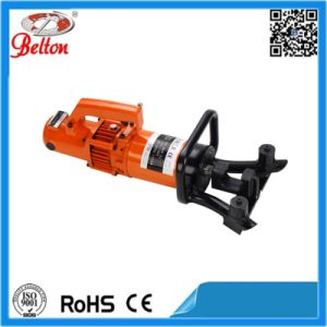 4-25mm Portablel Hydralic Electric Rebar Bender for Sale pictures & photos