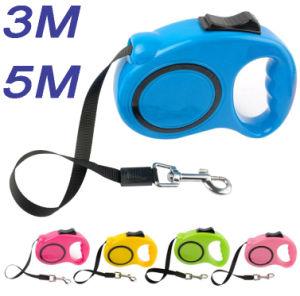 3m 5m Automatic Adjustable Retractable Extending Walking Dog Lead Pet Dog Leash pictures & photos