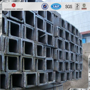 High Quality Ms Q235 ASTM A36 Ss400 Prime Channel Iron pictures & photos